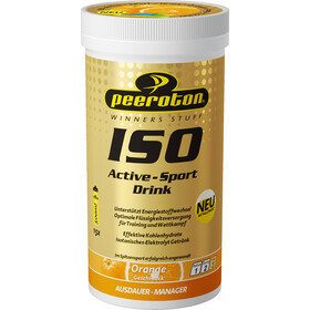 Peeroton Iso Active Sport Drink Tub 300g, Orange